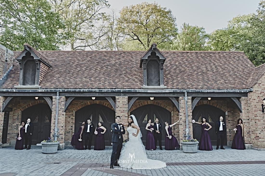 Meadowbrook Hall Wedding 32