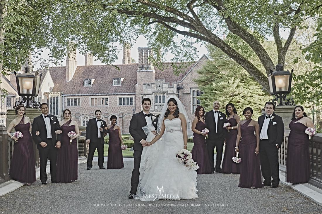 Meadowbrook Hall Wedding 33