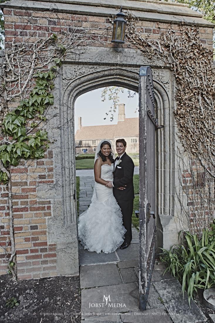Meadowbrook Hall Wedding 34