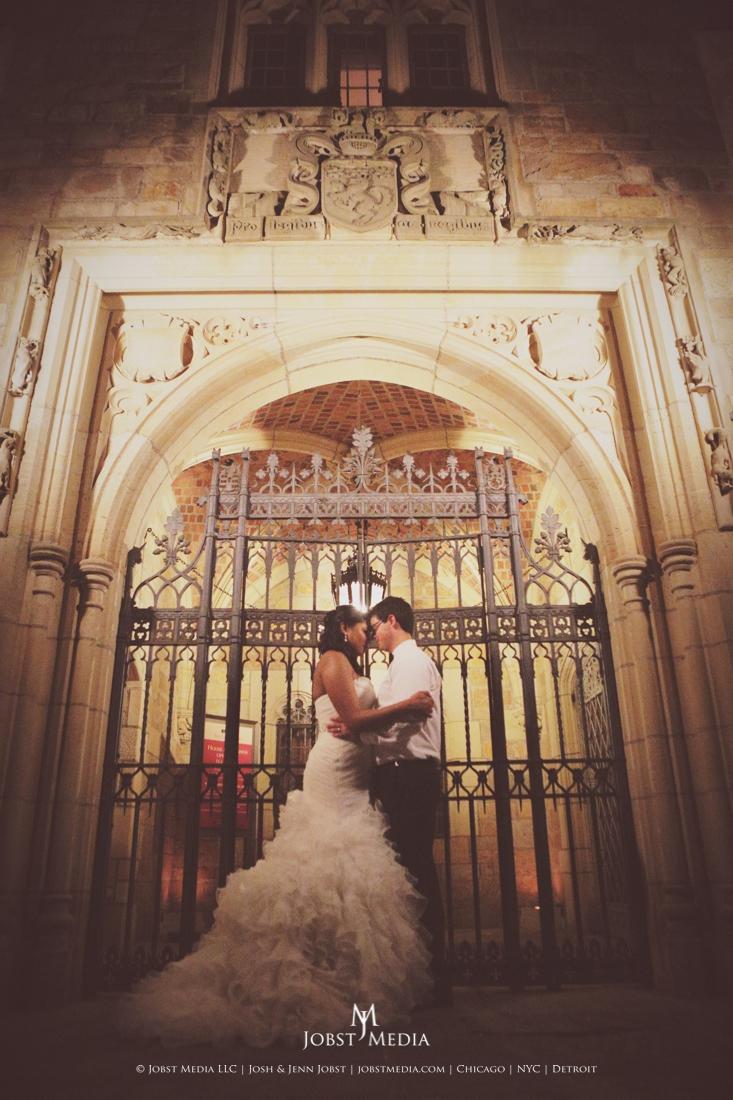 Meadowbrook Hall Wedding 37