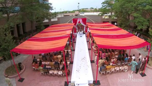 Indian Wedding Videography Chicago Radhika + Sagar