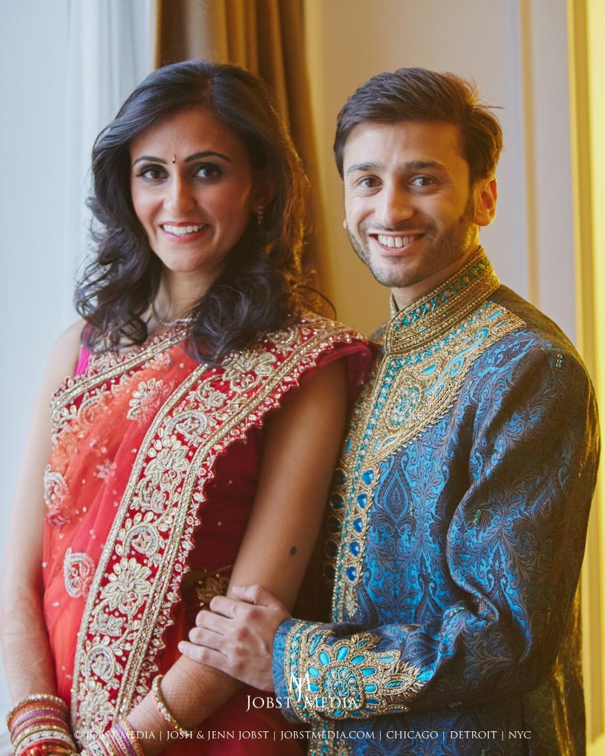 Indian Wedding Henry Hotel Dearborn Michigan 02