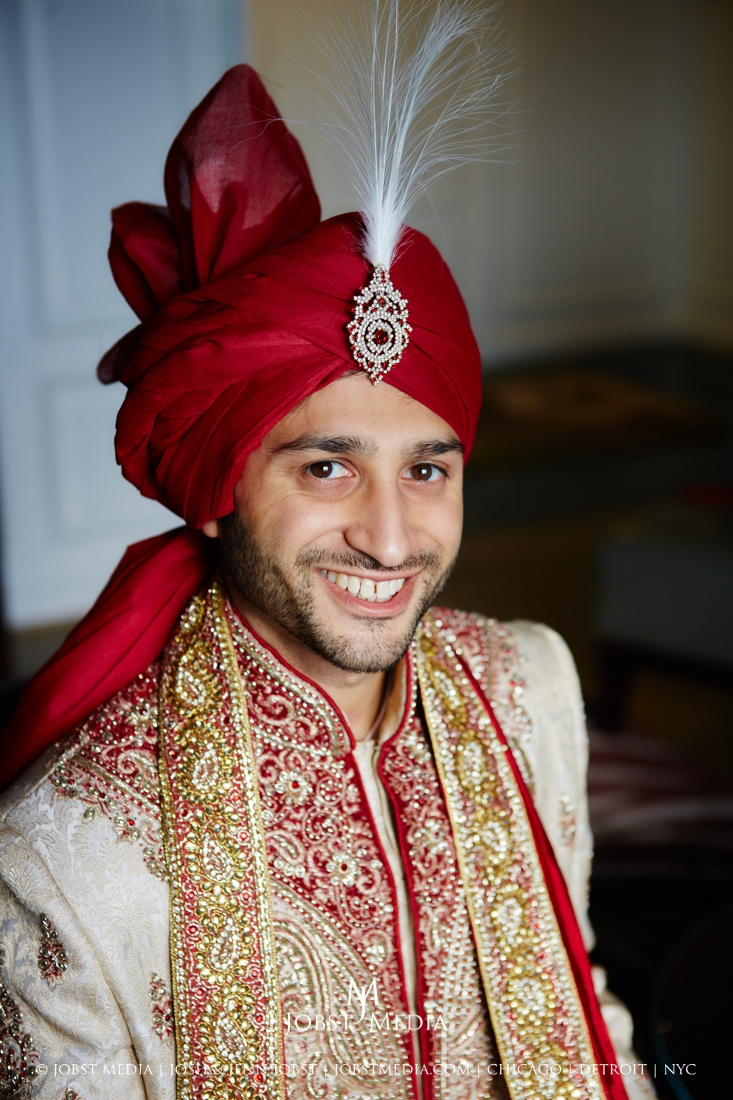Indian Wedding Henry Hotel Dearborn Michigan 04